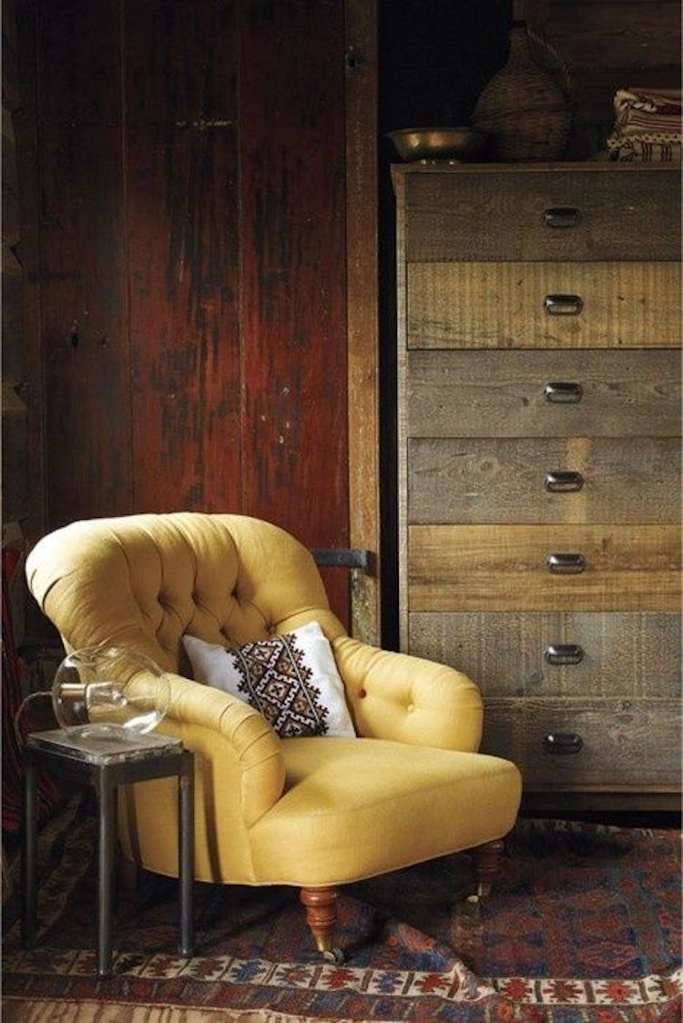 Mustard yellow couch idea 05