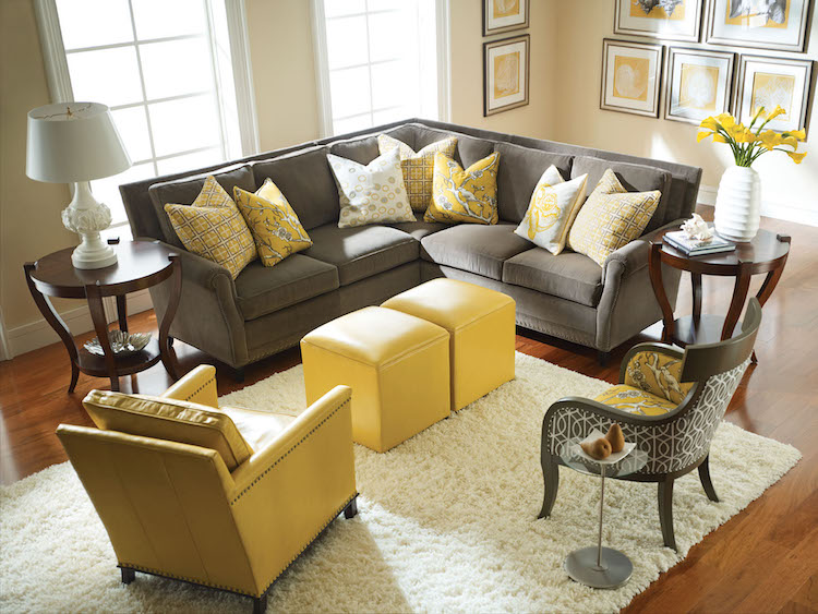 Mustard yellow couch idea 04